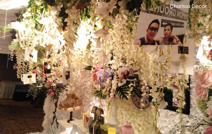 Engagement Ian & Devi by Charissa Event & Wedding Decoration - 006