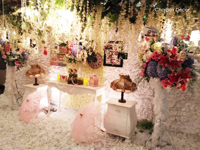 Engagement Ian & Devi by Charissa Event & Wedding Decoration - 007