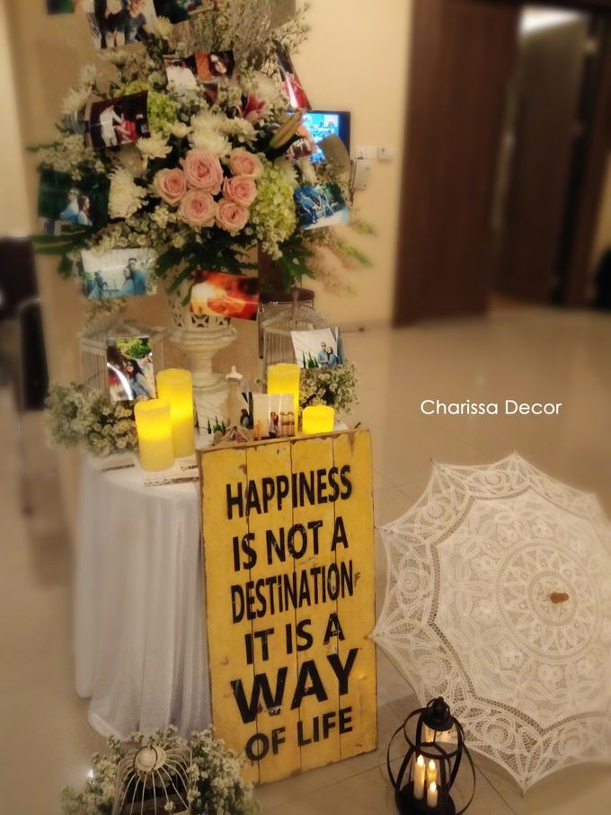 Engagement Ian & Devi by Charissa Event & Wedding Decoration - 003