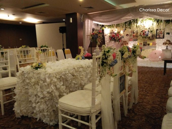 Engagement Ian & Devi by Charissa Event & Wedding Decoration - 004