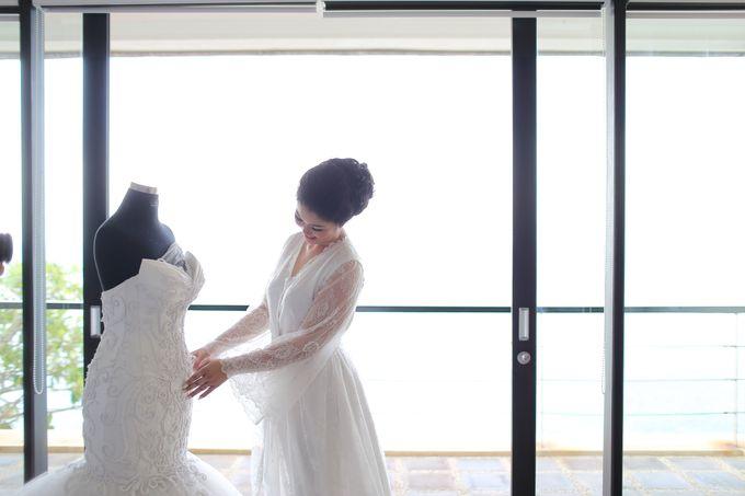 Andrew & Jessica Wedding by Sofitel Bali Nusa Dua Beach Resort - 022