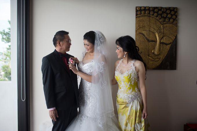 Andrew & Jessica Wedding by Sofitel Bali Nusa Dua Beach Resort - 001