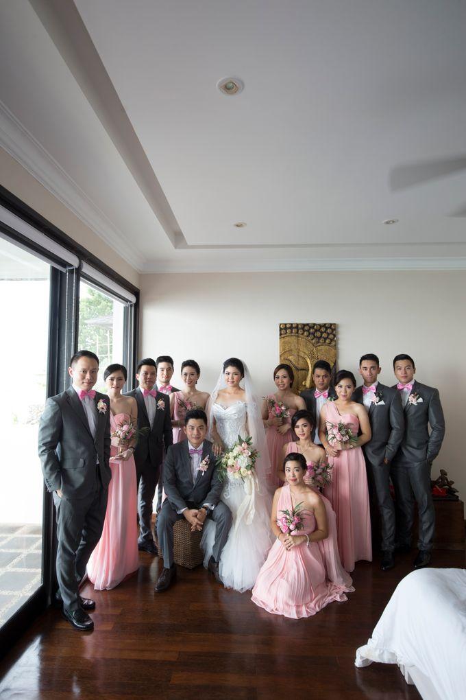 Andrew & Jessica Wedding by Sofitel Bali Nusa Dua Beach Resort - 016