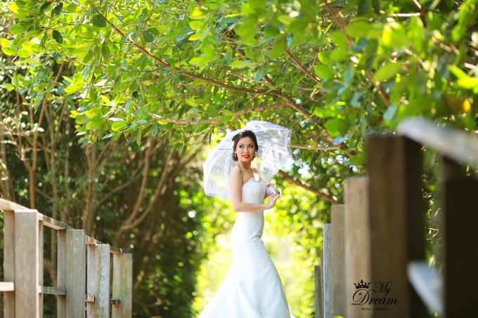 Pre - Wedding Dessy and Adhitya by My Dream Bridal and Wedding - 005