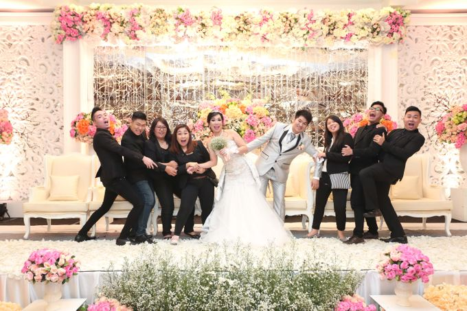 Andrian and Cristine Wedding 2 by Sugarbee Wedding Organizer - 005