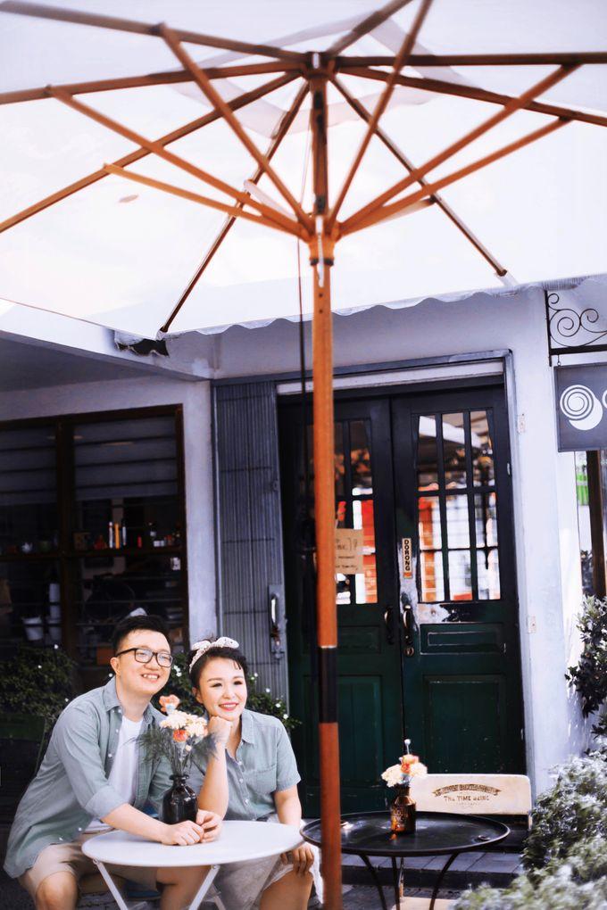Prewedding of Edwin & Rini by Ricky-L Photo & Bridal  - 004