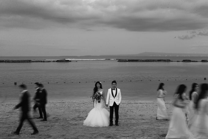 Andrew & Jessica Wedding by Sofitel Bali Nusa Dua Beach Resort - 021