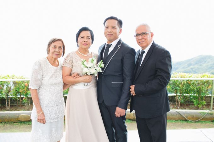 Garden Wedding in Tagaytay by Honeycomb PhotoCinema - 018