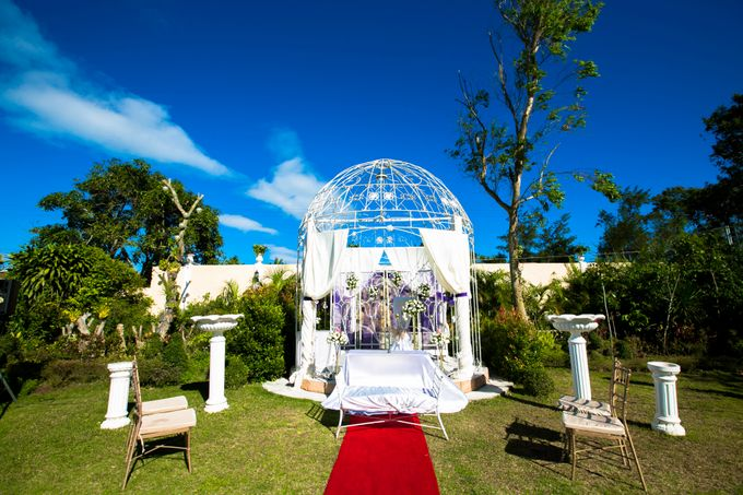 Garden Wedding in Tagaytay by Honeycomb PhotoCinema - 011