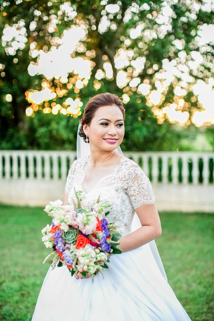 Garden Wedding in Tagaytay by Honeycomb PhotoCinema - 006