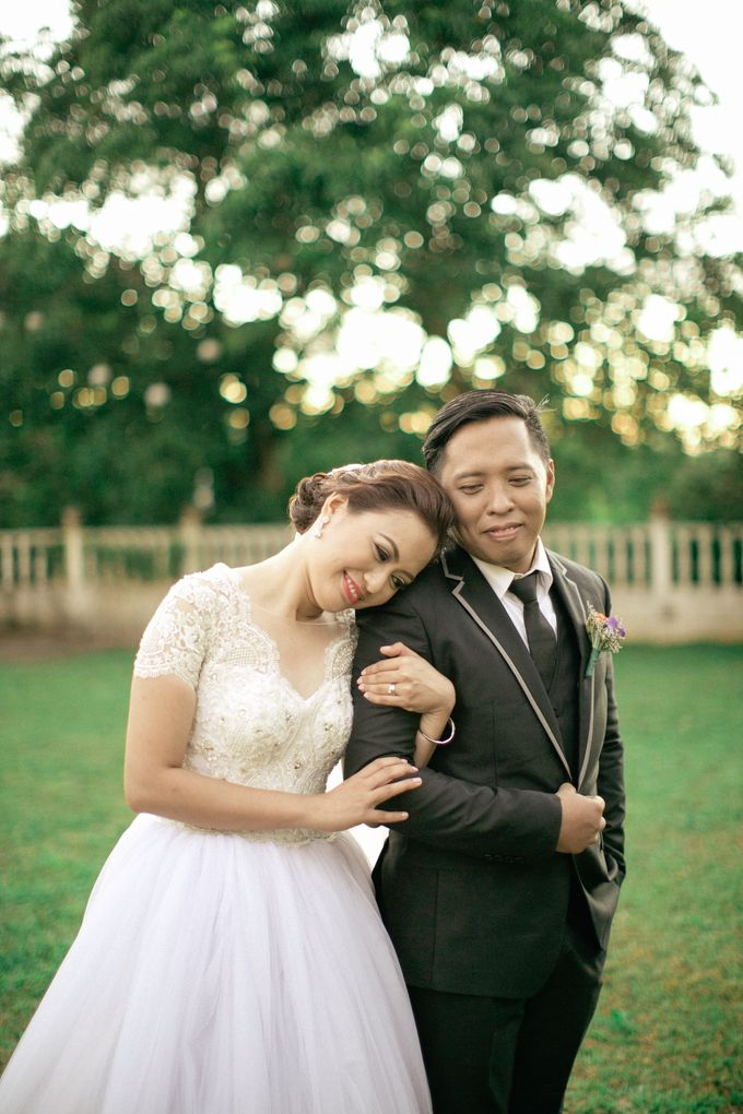 Garden Wedding in Tagaytay by Honeycomb PhotoCinema - 004