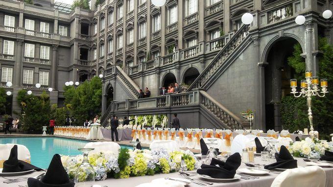 Breathtaking Wedding by GH Universal Hotel - 031