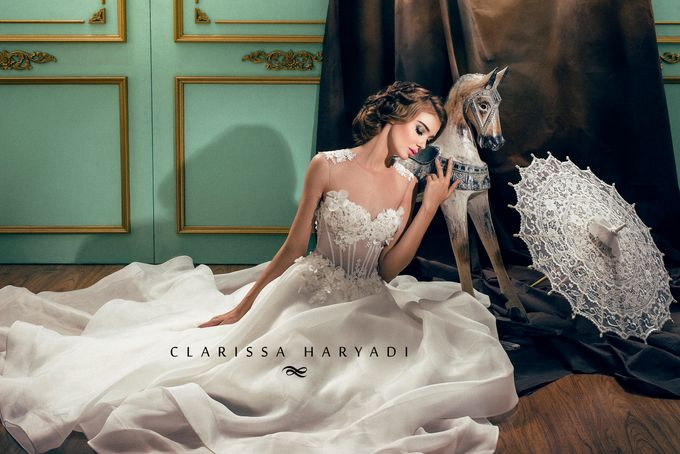 NEW BRIDAL COLLECTION by CLARISSA HARYADI - 011
