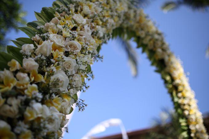 Scott and Misty Wedding by Grand Aston Bali Beach Resort - 001