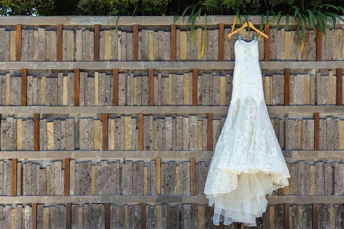 WEDDING ALEX & YITING by Fairmont Sanur Beach Bali - 001