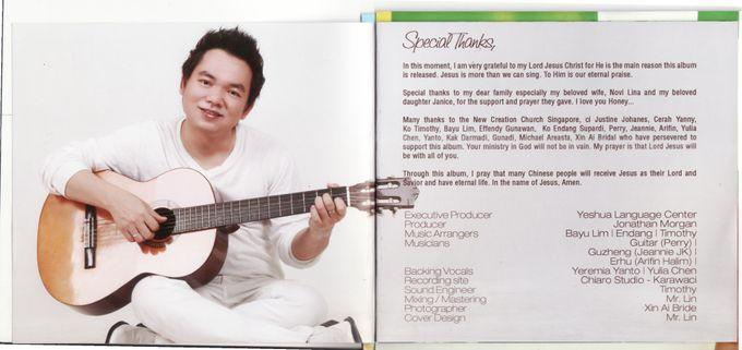 foto cover album lagu by Xin-Ai Bride - 002