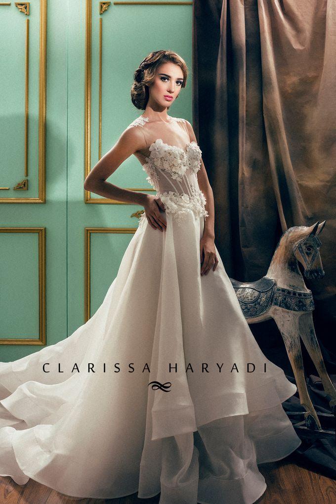 NEW BRIDAL COLLECTION by CLARISSA HARYADI - 012