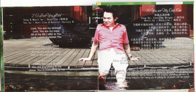 foto cover album lagu by Xin-Ai Bride - 004