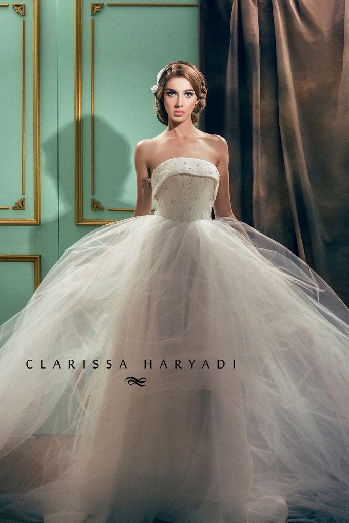 NEW BRIDAL COLLECTION by CLARISSA HARYADI - 013