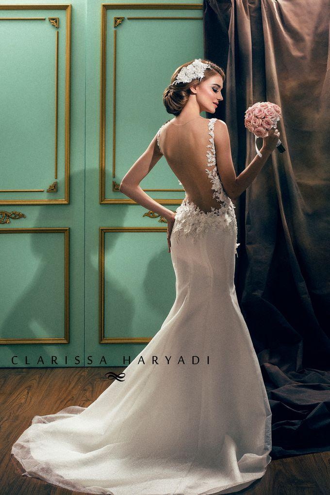 NEW BRIDAL COLLECTION by CLARISSA HARYADI - 014