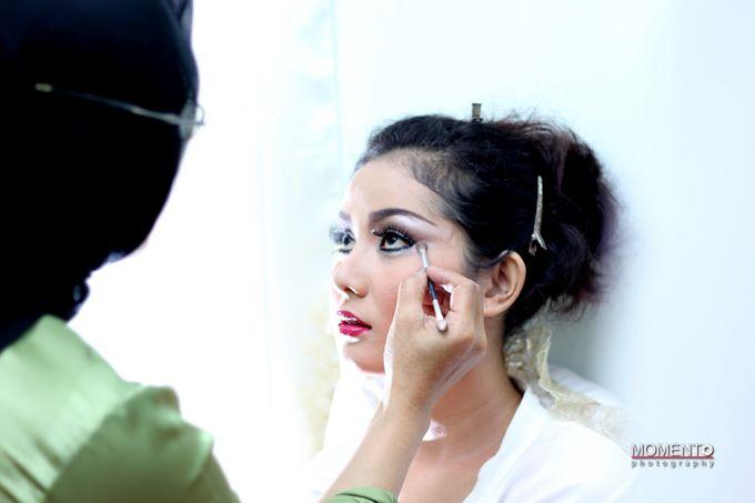 Wedding Aniki & Fajar by MOMENTO Photography - 001