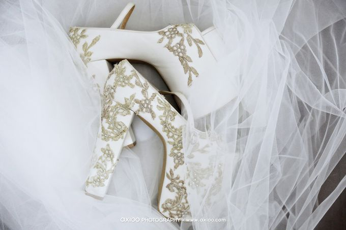 Darren & Yohana Wedding by Dante Wedding Planner - 001