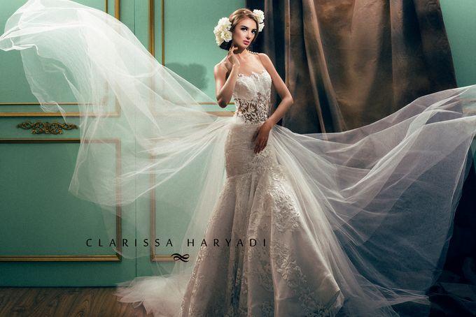 NEW BRIDAL COLLECTION by CLARISSA HARYADI - 016