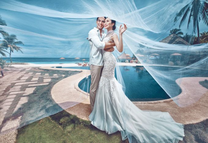 Wedding JR and Matet by Artem Levy - 001