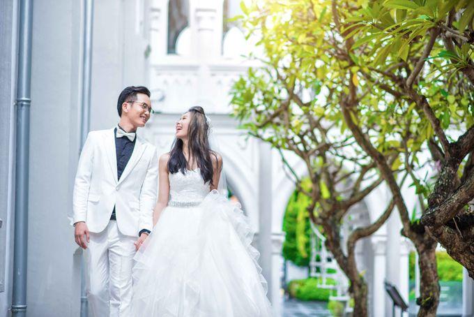 Singapore Pre-wedding by My Dream Wedding - 002