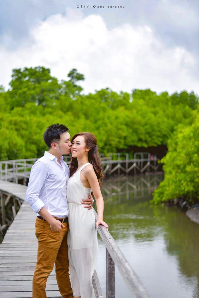 rheza & irene prewedding by alivio photography - 001