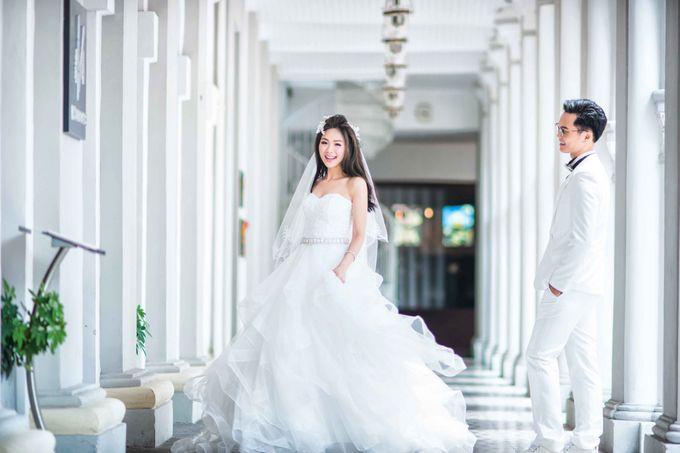 Singapore Pre-wedding by My Dream Wedding - 003