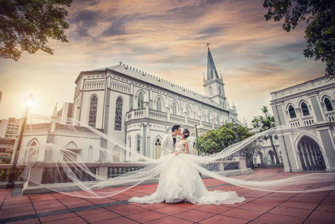 Singapore Pre-wedding by My Dream Wedding - 004