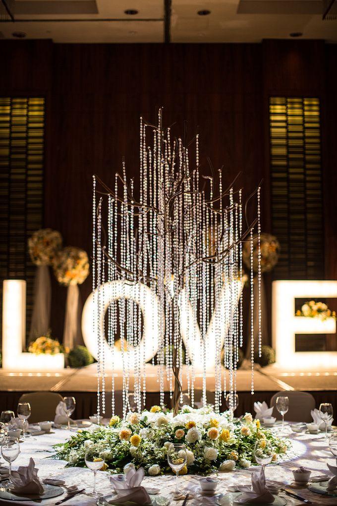 Lavish Grand Ballroom by Amara Sanctuary Resort Sentosa - 006