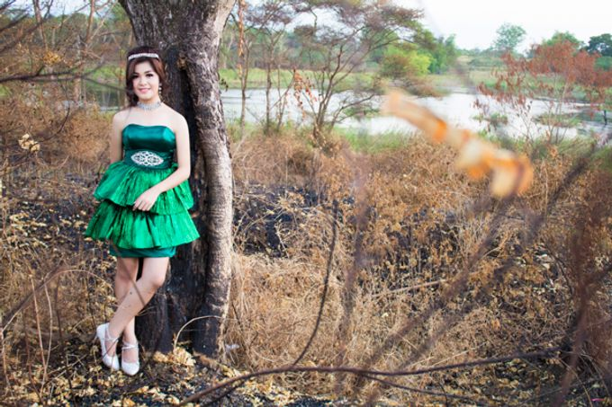 Evelyn Gea Presweet 17 th Birthday by CS Photography - 002