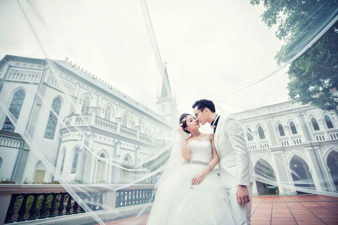 Singapore Pre-wedding by My Dream Wedding - 005