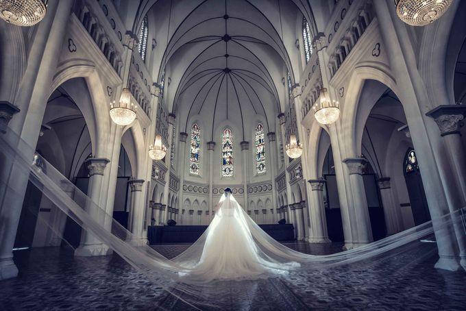 Singapore Pre-wedding by My Dream Wedding - 006