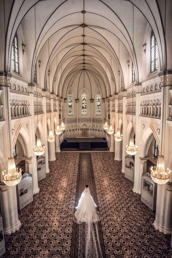 Singapore Pre-wedding by My Dream Wedding - 007