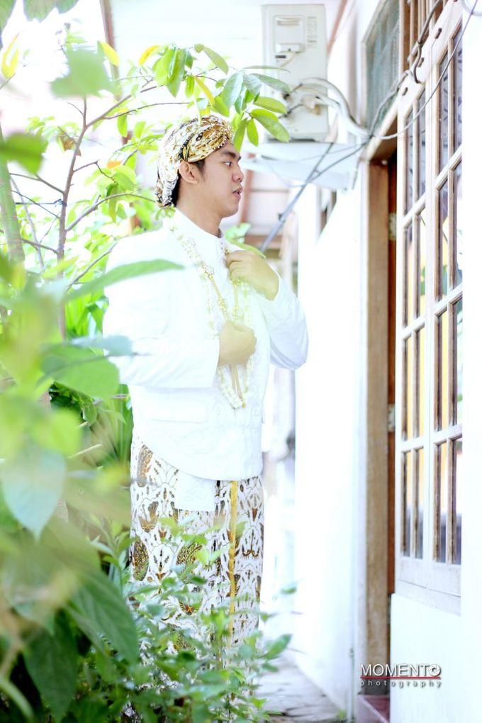 Wedding Aniki & Fajar by MOMENTO Photography - 002