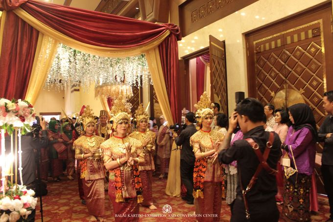 Rafflesia Wedding Package by BALAI KARTINI - Exhibition and Convention Center - 014