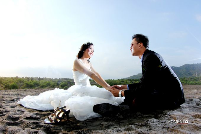 Prewedding ely & bowo by MOMENTO Photography - 002