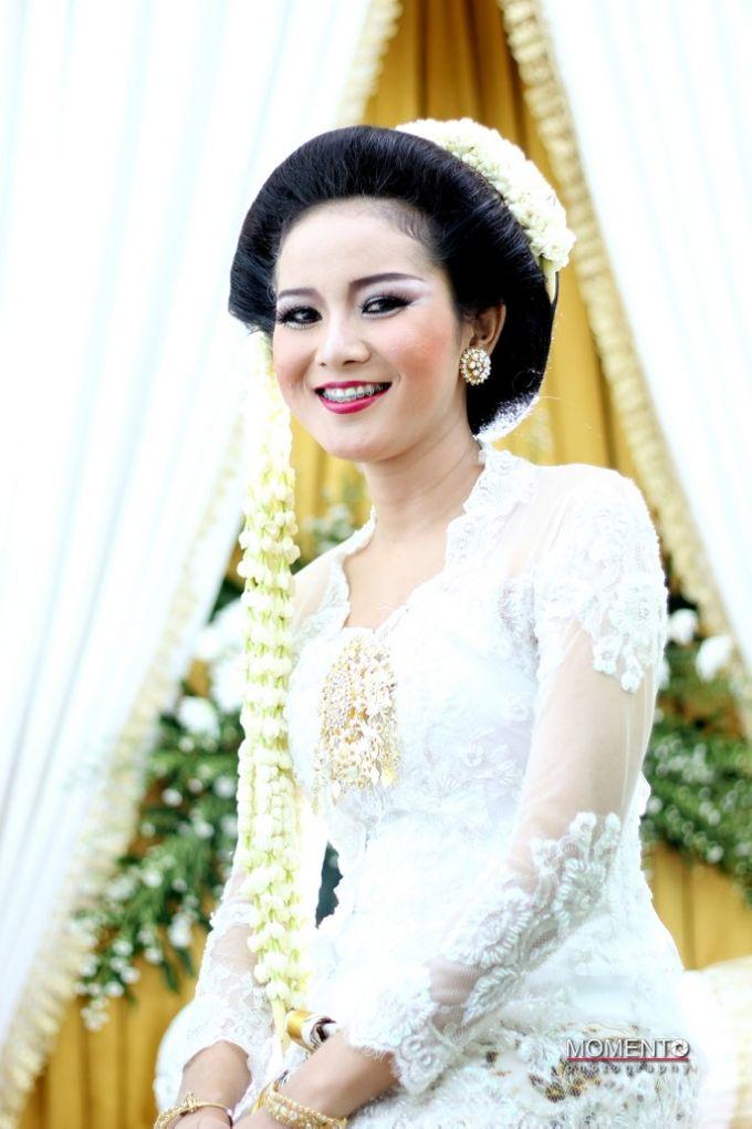 Wedding Aniki & Fajar by MOMENTO Photography - 004