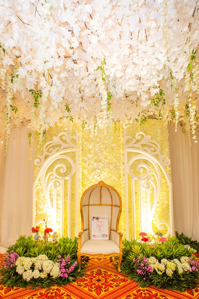 The Wedding of Angga & Wei -JW Marriot- by The Swan Decoration - 010