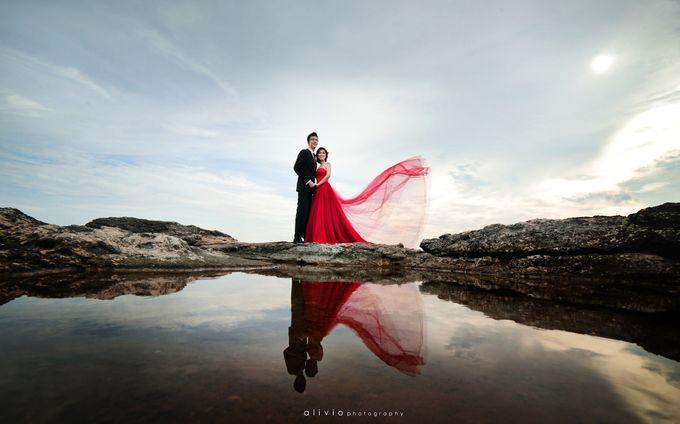 hartono & intan prewedding by alivio photography - 001