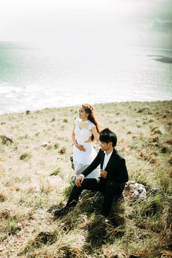 Drei and Dea Engagement Session by Gem Parto Weddings - 002