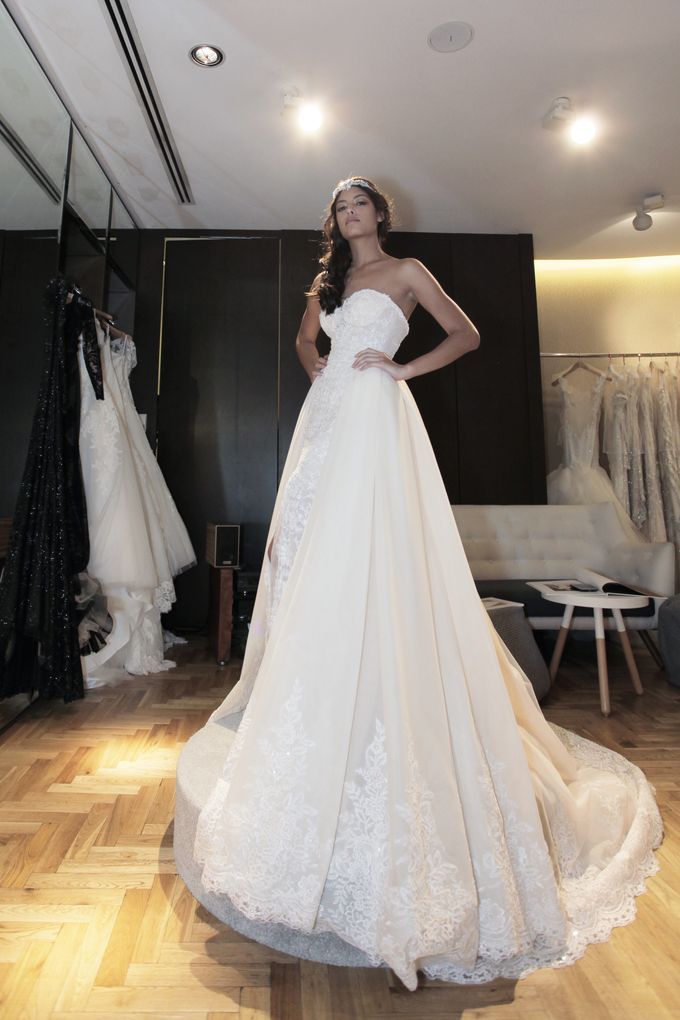 Galia Lahav Singapore Trunk Show 21-23 August by Gioielli Bridal Accessories & Crystal Bouquets - 002