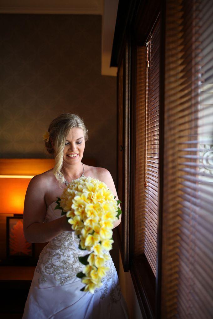 Scott and Misty Wedding by Grand Aston Bali Beach Resort - 005