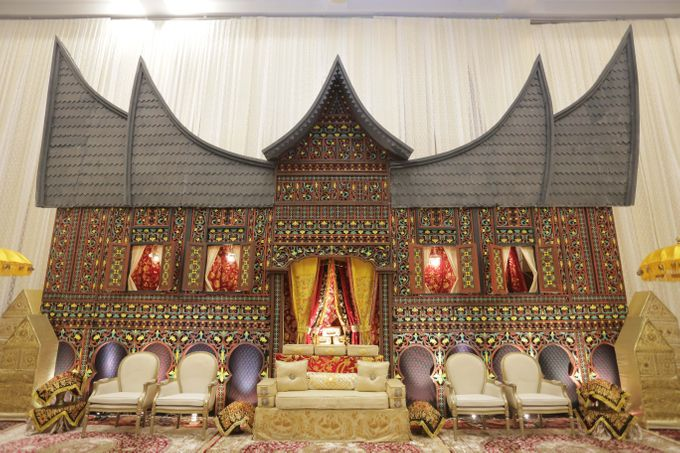 Lavish Wedding at Nusantara Hall - ICE BSD CITY by Indonesia Convention Exhibition (ICE) - 002