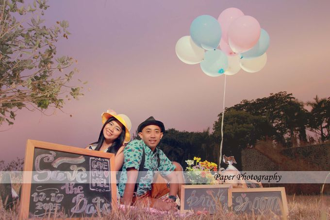Prewedding Grery & Melisa by PAPER photo & video - 001