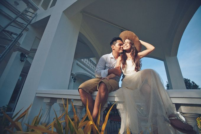 Prenup Mary Grace & Cha Cha by Artem Levy - 023