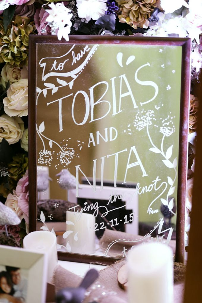 Tobias & Nita Wedding by Pea and Pie - 004
